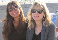 Pam Baumgardner and Eve Mimiaga