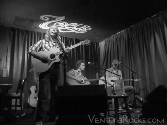 Chi McClean, Matt Zeltzer, Dan Grimm at Zoeys