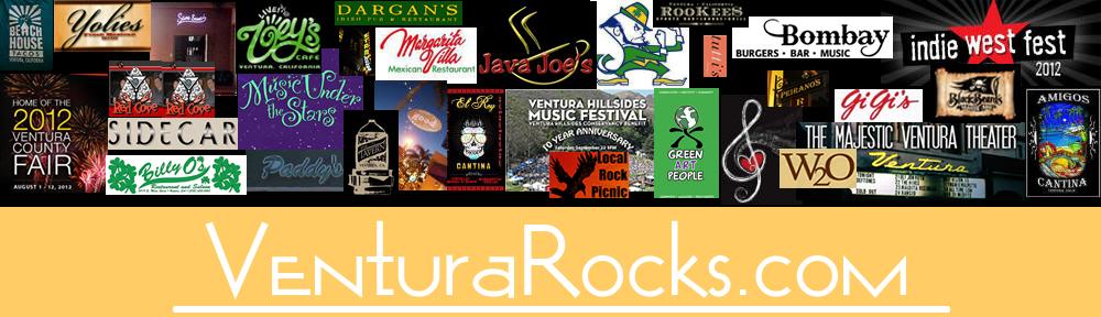 Ventura Really Does Rock