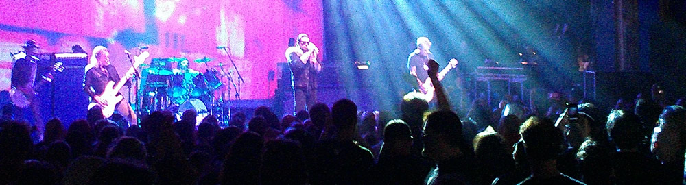 The Cult at Ventura Theater