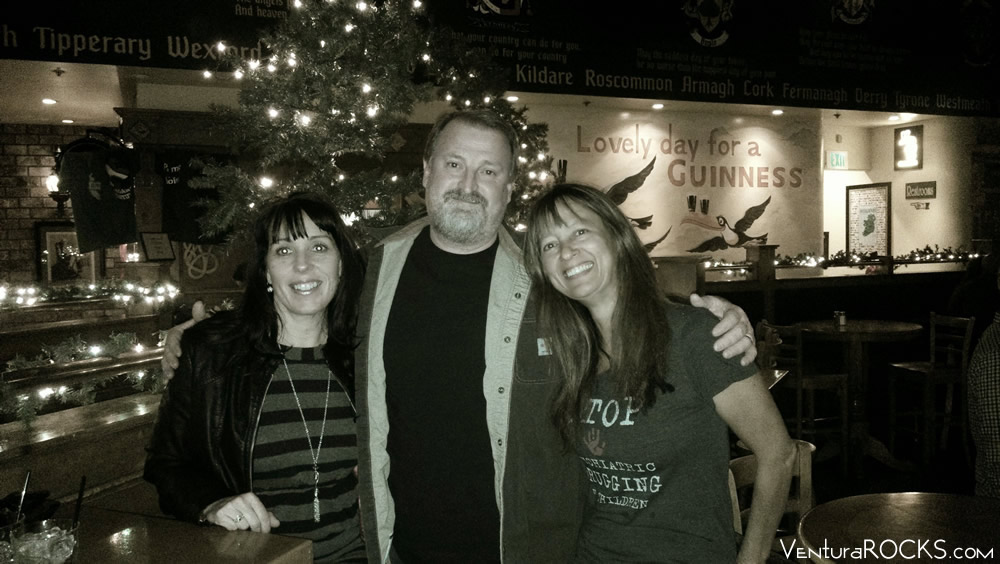 Tammy Myers, Rob Moss, and Pam Baumgardner