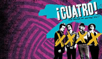 green day cuatro poster