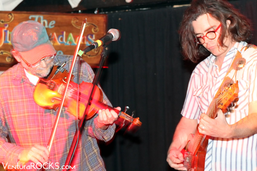 Jonathan McEuen with Phil Salazar
