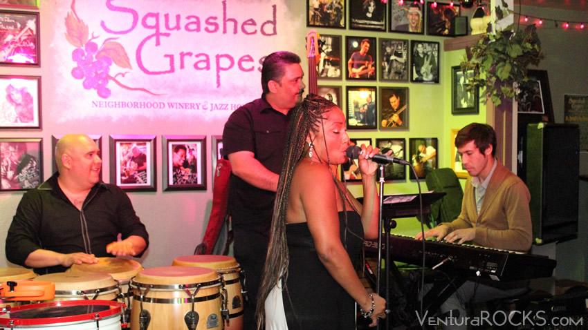Fausto Cuevas Quintet