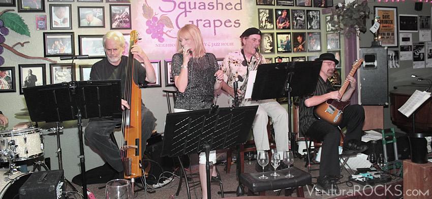 Donna Deussen & Paul Weitz Trio