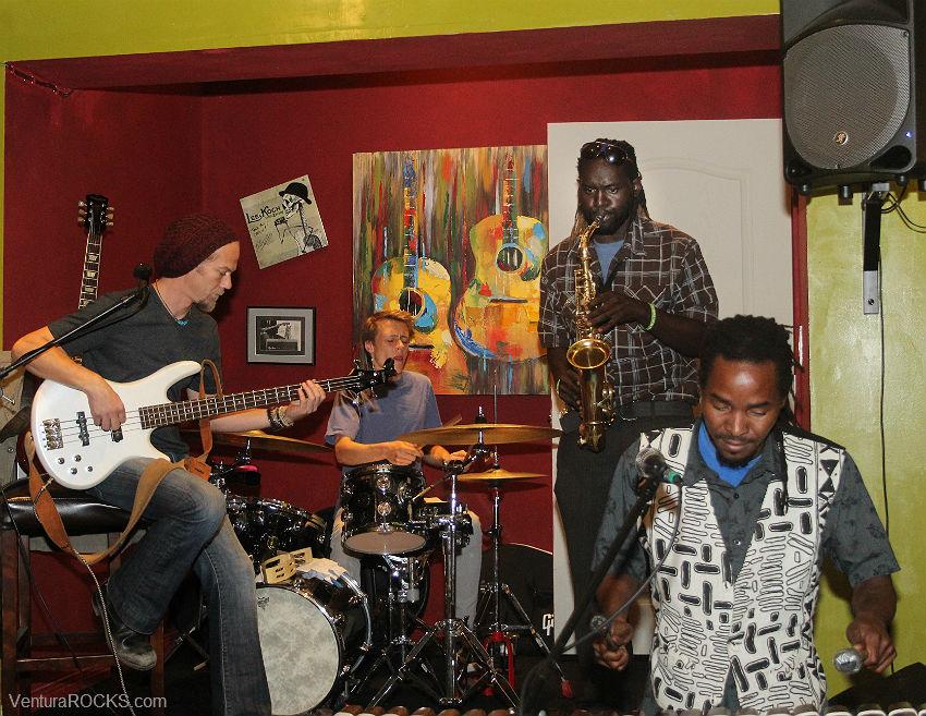Rafael Langa & Ngoma Band