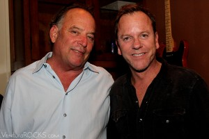 Mark Hartley & Kiefer Sutherland