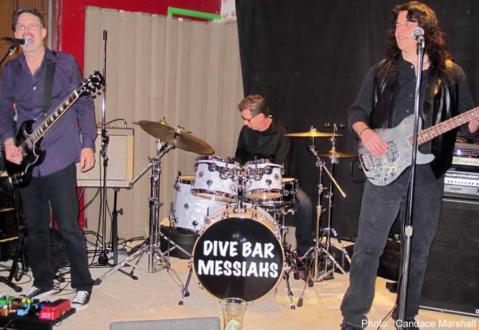 Dive Bar Messiahs