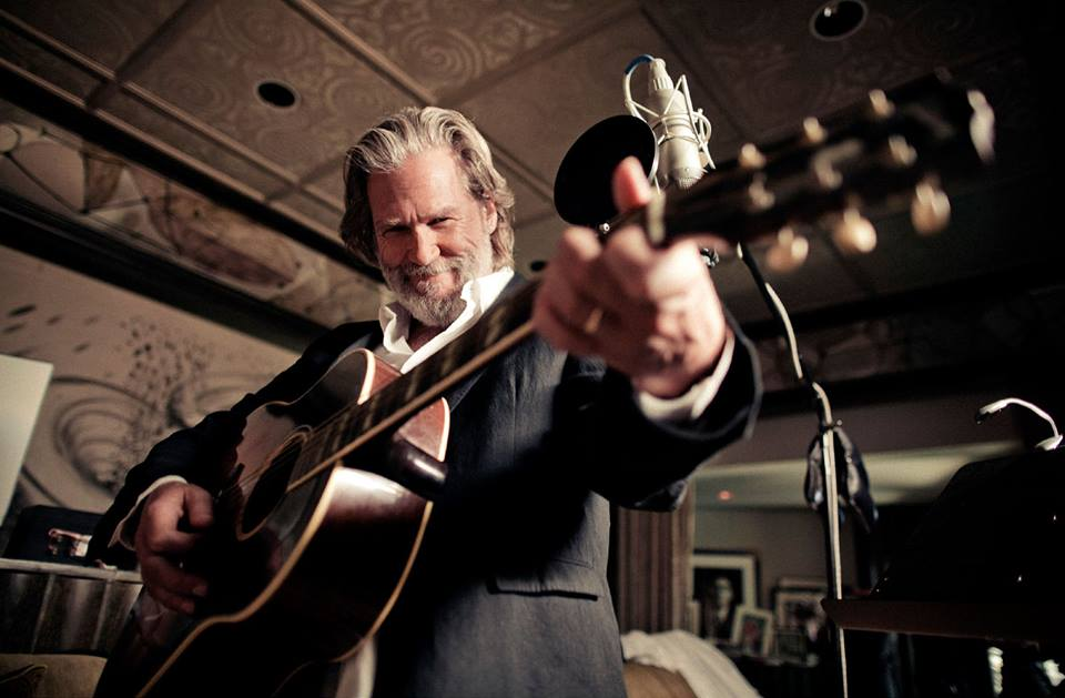 Jeff Bridges at Discovery February 28, 2016