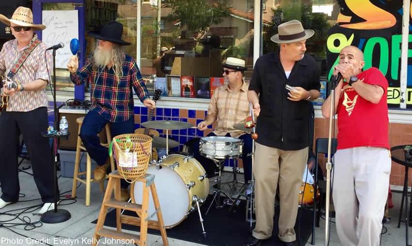 RJ Mischo & Band