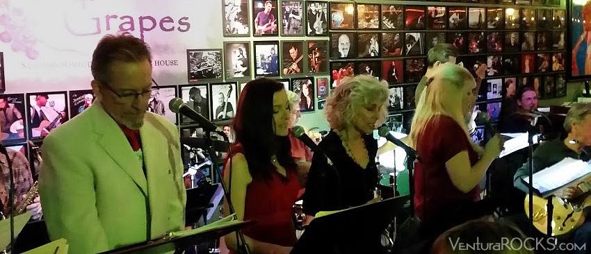 Tilford Jackson Christmas show