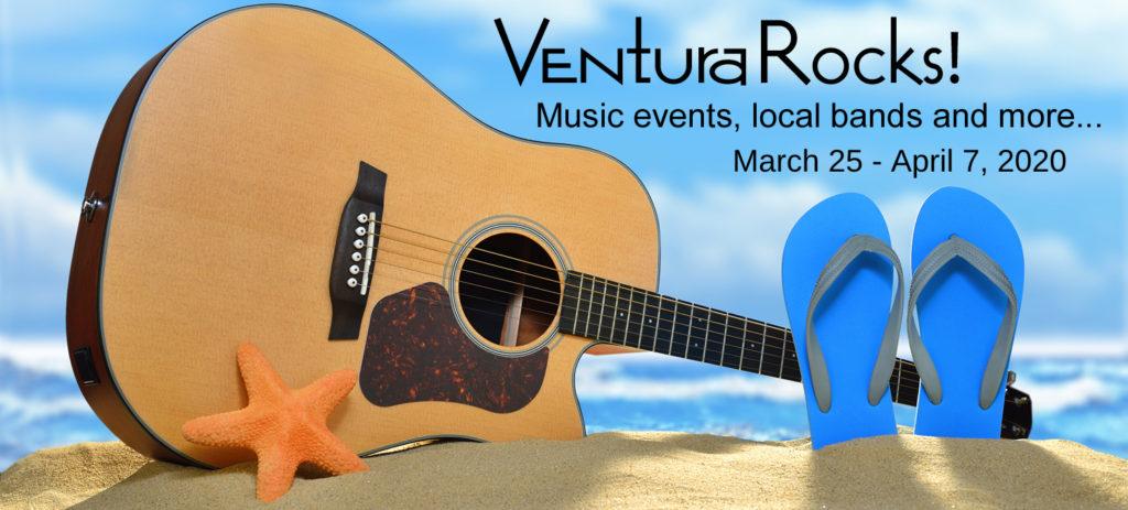 Ventura Rocks graphic
