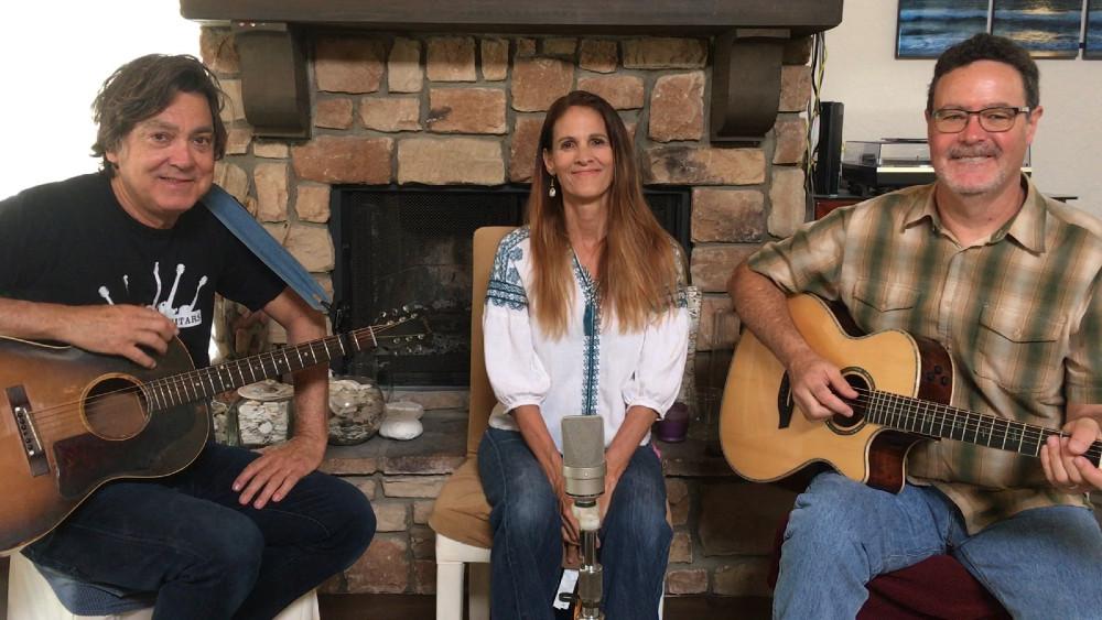 Doug Pettibone, Kelly Zirbes and Perry Robertson