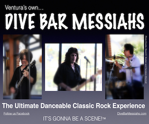Dive Bar Messiahs advertisement