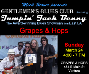 Gentlemens Blues Club at Grapes and Hops